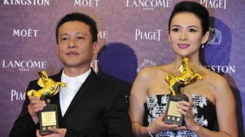 Ảnh đế và Ảnh hậu của Kim Mã 2013