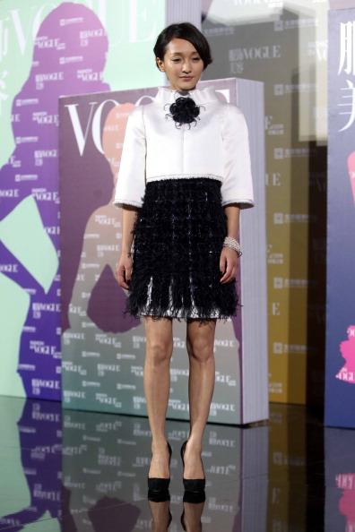 Tại tiệc Kỉ niệm 120 năm thành lập của tạp chí Vogue.