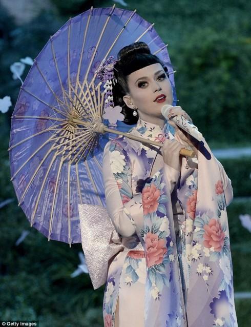 Ca sĩ Katy Perry