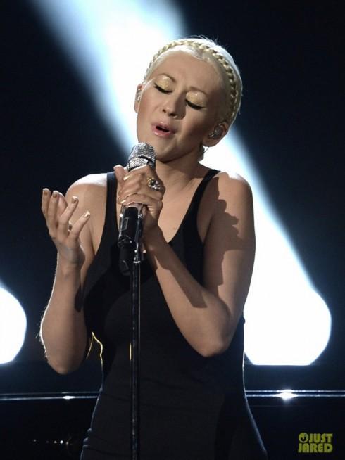 Ca sĩ Christina Aguilera