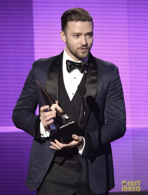 Ca sĩ Justin Timberlake