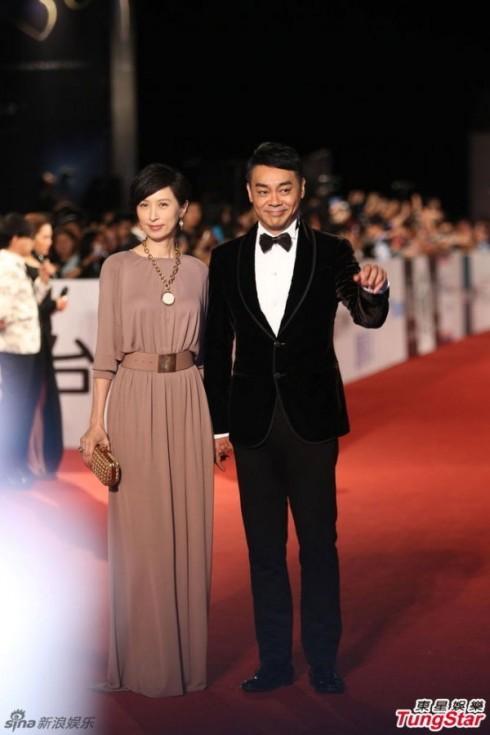 Vợ chồng Lưu Thanh Vân