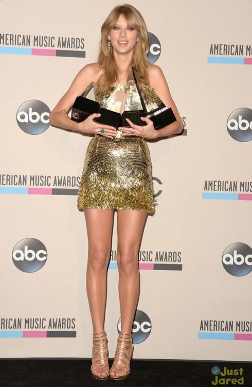 Ca sĩ Taylor Swift