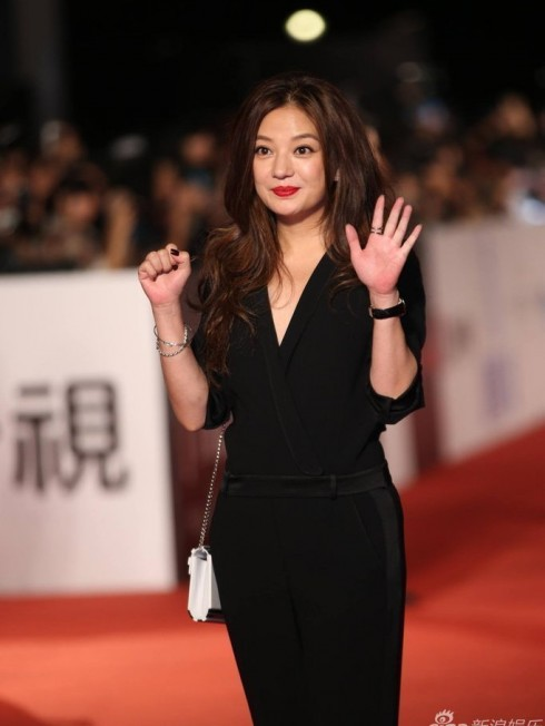 Triệu Vy xuất hiện với tư cách đạo diễn phim So Young