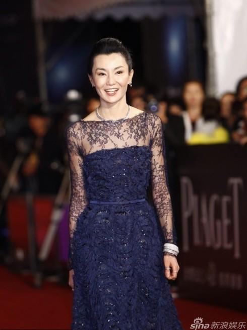 Diễn viên Trương Mạn Ngọc