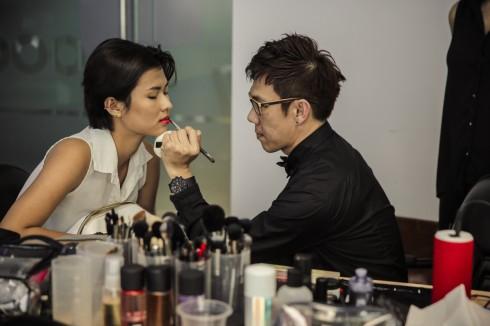 Chuyên gia trang điểm Beno Lim từ mỹ phẩm M.A.C