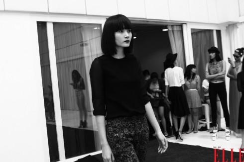 Người mẫu Thùy Trang