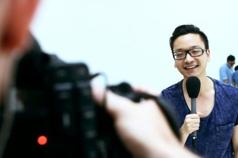 Phỏng vấn nhà thiết kế Leroy Nguyễn