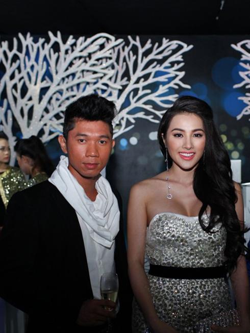 Cặp đôi Lương Bằng Quang và Trương Nhi