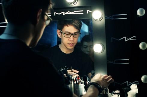 Chuyên gia trang điểm Beno Lim từ thương hiệu mỹ phẩm M.A.C là
