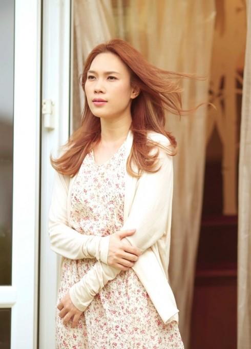 Nữ ca sĩ Mỹ Tâm là một trong các ứng cử viên cho hạng mục giải thưởng mới của Làn sóng xanh 2013