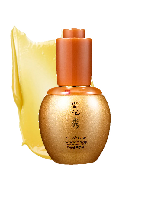 Tinh dầu nhân sâm cô đặc của SULWHASOO tăng cường bảo vệ và chăm sóc toàn diện làn da (3.500.000 VNĐ)