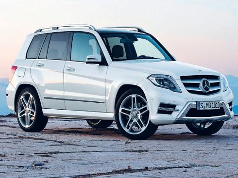 Mercedes Benz GLK Class 2013
