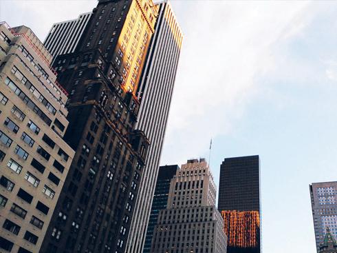 Những tòa nhà chọc trời được xây dựng từ thập niên 1920 (và sẽ tiếp tục được xây thêm) là đặc sản của New York City
