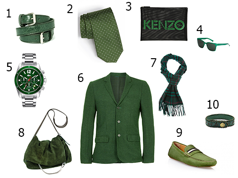 1. Balenciaga - 2. Hugo Boss - 3. Kenzo - 4. Burberry - 5. Lacoste - 6. Topman - 7. Burberry - 8. Jimmy Hugo - 9. Bally - 10. Diesel