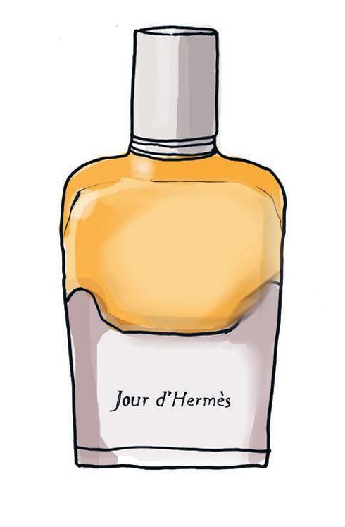 8. Hạng mục Innovative Star - Jour d'Hermes Hermès<br/>Một sáng tạo mới nhất của Hermès mang đậm nét nữ tính và sự ngọt ngào. Hương thơm bắt đầu với sự thanh mát của vị cam quất, tiếp theo là tâm điểm của hương hoa mùa Xuân trẻ trung và kết thúc với tầng hương cuối nồng ấm của xạ hương.
