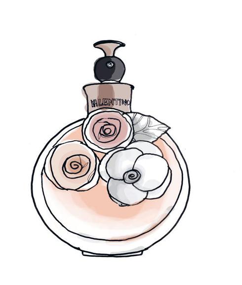 10. Hạng mục Stylish Star - Valentina Valentino <br/>Một hương hoa đầy nữ tính, từ thiết kế chai, những bông hoa trang trí đến hương thơm của nước Ý. Valentina chứa đựng hương thơm tươi mới của hoa và trái cây, rất thanh lịch, gợi cảm nhưng vẫn phá cách và mạnh mẽ.