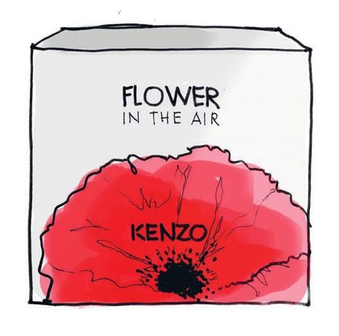 2. Hạng mục Sensual Star - Flower In The Air Kenzo<br/> Một phiên bản mới nhất của nước hoa nổi tiếng Flower của Kenzo với hình ảnh biểu tượng hoa anh túc nhẹ nhàng bay cao lên bầu trời. Bên trên lớp nền của xạ hương là hương hoa hồng, mộc lan, hoa dành dành ở tầng giữa và hương việt quất cùng tiêu hồng ở tầng hương đầu.