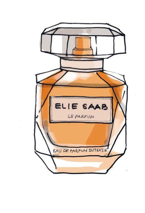 6. Hạng mục Friendly Star - Le Parfum Elie Saab <br/>Hương thơm đầy nữ tính với tên gọi đơn giản: Le Parfum là sự kết hợp quyến rũ của những hương hoa trầm và đậm. Le Parfum mở đầu với hương cam, tiếp theo là hương hoa nhài làm tâm điểm và kết thúc với tầng hương cuối của cây tuyết tùng, hoắc hương và hoa hồng.