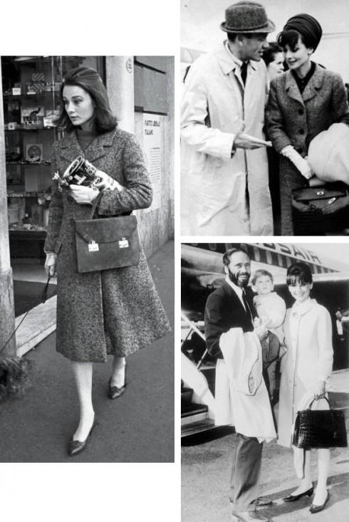 Chiếc túi bỗng chốc trở thành một hiện tượng. Hermès, hoặc cũng có thể là công chúng hâm mộ, ngay lập tức gọi mẫu túi là Kelly. Nhiều người nổi tiếng đã chọn ngay kiểu túi này bổ sung cho tủ đồ của mình, trong đó có Audrey Hepburn.