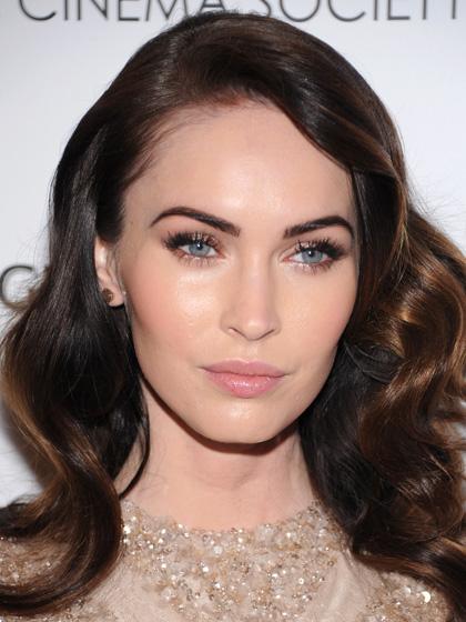 9. Mắt khói nâu<br/>Ảnh: Diễn viên Megan Fox