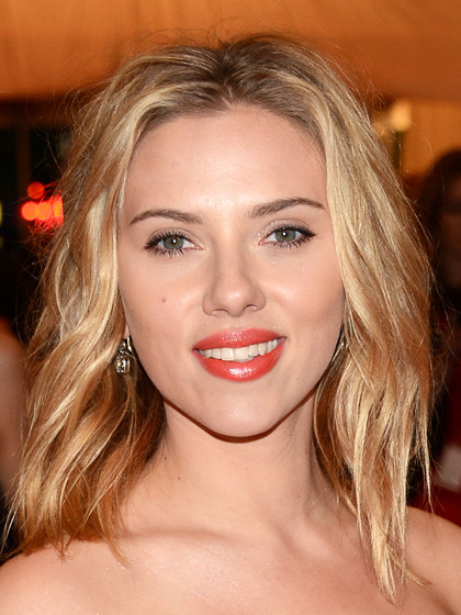 14. Mắt bóng nhẹ<br/>Ảnh: Người đẹp Scarlett Johansson