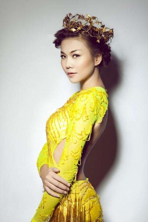 Thanh Hằng là Người đẹp của năm