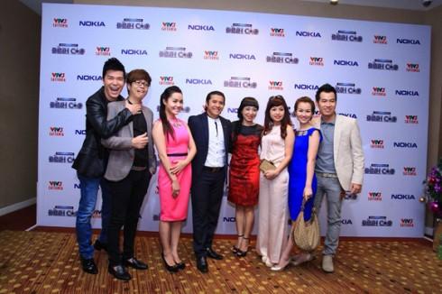 8 ca sĩ tham gia Chinh phục đỉnh cao năm nay