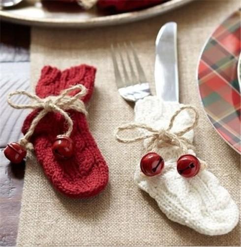 Trang trí cho từng món đồ nhỏ một cách kỹ lưỡng, đó là bí quyết để bạn có một Giáng sinh tuyệt vời.