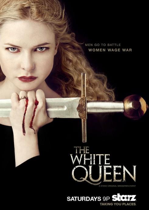 White Queen là seri truyền hình nhận được 3 đề cử