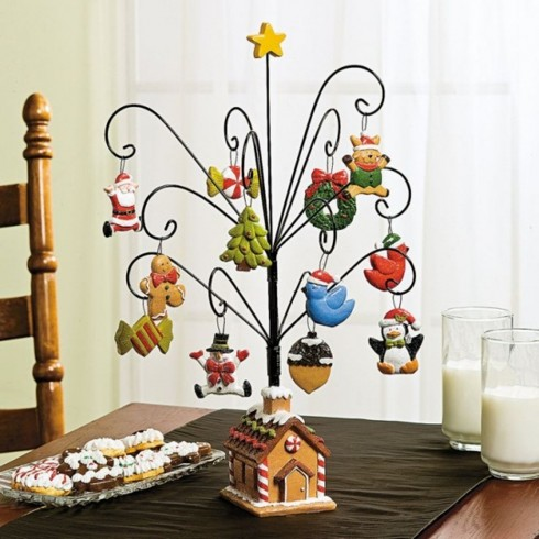Những món quà nhỏ nhắn có thể được bày ở khắp nơi, tạo ra sự bất ngờ cho khách đến chơi.