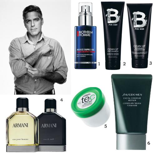 Clooney b