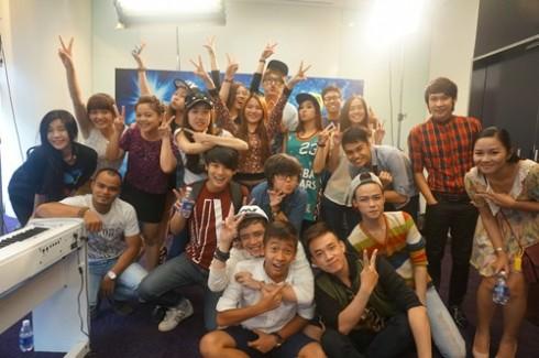 Các thí sinh sẽ vào vòng nhà hát của Vietnam's Idol