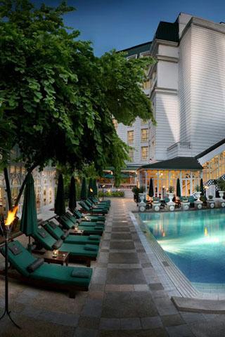 Những khách sạn Việt vào top khách sạn tốt nhất thế giới