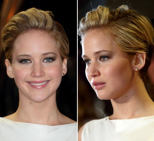 """7. Tóc ngắn cá tính: có ngôi sao lớn nào không """"xuống tóc"""" năm qua? Từ Jennifer Lawrence, Beyonce đến Pamela Anderson."""