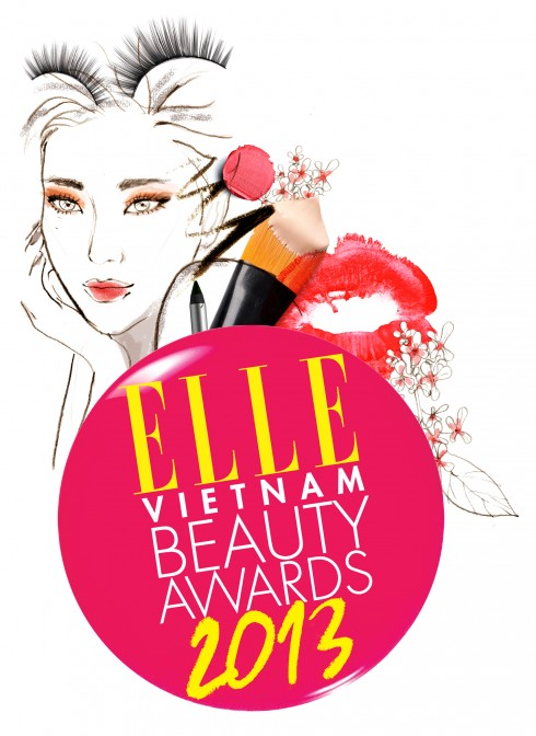 ELLE BEAUTY ADWARD 2013