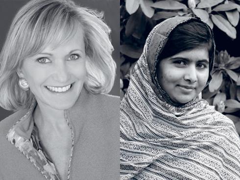 Malala Yousafzai và Kay Koplovitz, hai phụ nữ ở hai độ tuổi và hoàn cảnh khác nhau, đã góp phần thay đổi thế giới từ chính sự thay đổi của mình.