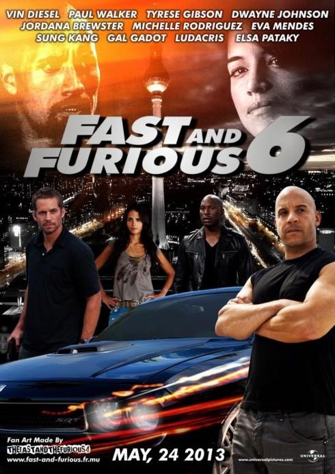 4. Fast & Furious 6<br/>Bộ phim ra mắt phần đầu tiên từ năm 2001 nhanh chóng trở thành một hiện tượng và kể từ đó tới nay, dù đã ra đến 6 phần nhưng tác phẩm vẫn luôn khiến cho khán giả đón đợi. Với phần 6, hãng phim Universal đã thu về 788 triệu USD (gấp gần 7 lần kinh phí đầu tư) và trở thành sản phẩm điện ảnh có lợi nhuận cao thứ 4 của hãng này. <br/><br/> Mặc dù bộ phim có một cốt chuyện không khó đoán thế nhưng bằng các cảnh quay hành động hài kết hợp rất nhuần nhuyễn với những màn biểu diễn mạo hiểm, đây vẫn là bộ phim được fan đón đợi vào mỗi mùa phim. Theo kế hoạch, phần 7 sẽ tiếp tục được ra mắt vào tháng 7 năm nay, tuy nhiên sau sự ra đi của nam diễn viên Paul Walker, nhà sản xuất quyết định dời lịch chiếu sang tháng 4/2015.