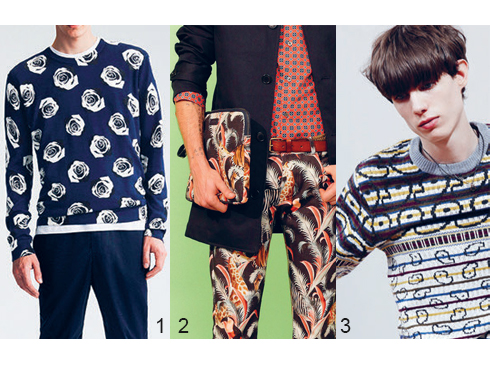 1.Markus Lupfer 2.Paul Joe 3.Marc By Marc Jacobs