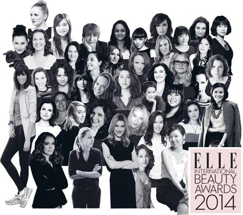 44 Biên tập viên Làm đẹp của các phiên bản ELLE trên khắp thế giới đã bình chọn cho 14 sản phẩm làm đẹp được yêu thích nhất trong năm.