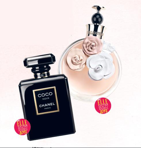 HẠNG MỤC NƯỚC HOA<br/>Sản phẩm ngôi sao của năm: Valentino Valentina <br/> Một hương hoa đầy nữ tính, từ thiết kế kiểu chai, những bông hoa trang trí ở cổ chai đến hương thơm bên trong đặc trưng của nước Ý. Valentina chứa đựng hương thơm tươi mới của hoa và trái cây, rất thanh lịch, gợi cảm nhưng vẫn không kém phần phá cách và mạnh mẽ. <br/><br/> Sản phẩm bạn đọc yêu thích: CHANEL Coco Noir <br/> Coco Noir được sáng tạo dựa trên những hương thơm kinh điển của Chanel là CoCo và Coco Mademoiselle cùng với cảm hứng baroque, từ vẻ đẹp của thành phố cổ kính Venice vào ban đêm. Bên trong chiếc lọ đen huyền bí là hương thơm hoa bưởi, cam bergamot, hoa hồng, vani, gỗ đàn hương và xạ hương.