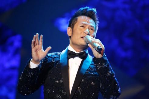 Bằng Kiều có buổi biểu diễn tại Singapore