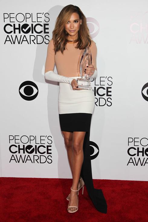 Ngôi sao quyến rũ của Glee Naya Rivera