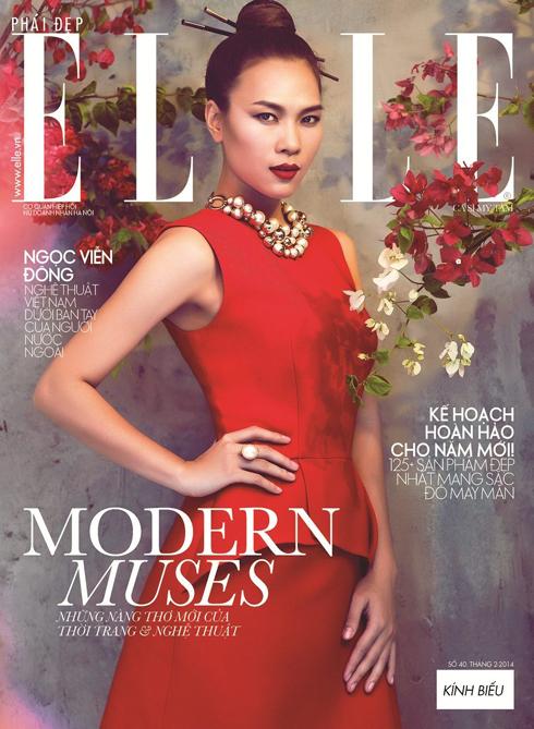 Tap chi phai dep ELLE Thang 2 2014