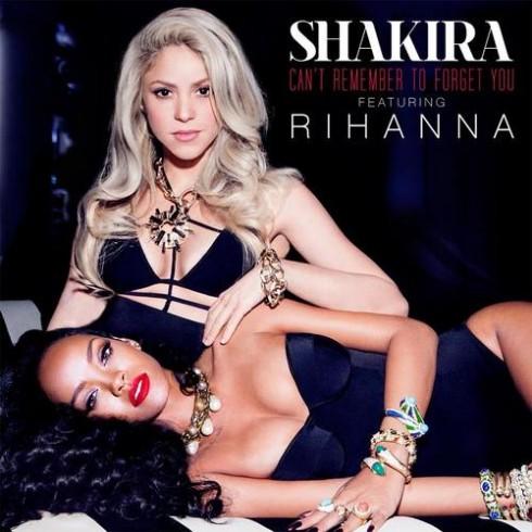 Shakira và Rihanna trong sản phẩm âm nhạc mới