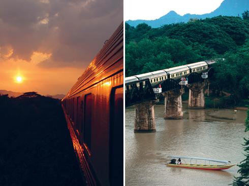 Chuyến tàu sẽ đưa bạn đi qua những vùng đất tuyệt đẹp với cảnh trí thiên nhiên kì thú và cả những bữa ăn tuyệt vời pha trộn ẩm thực Á - Âu độc đáo. Nếu một lần đặt chân lên chuyến hành trình của Eastern Oriental Express bạn chắc chắn sẽ có những kỷ niệm rất khó quên