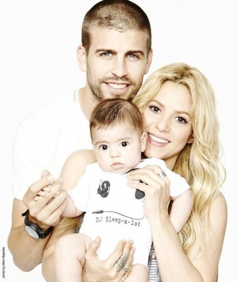 Shakira - Gerard Pique là cặp đôi quyền lực nhất năm