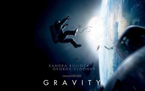 Gravity nhận được 10 đề cử