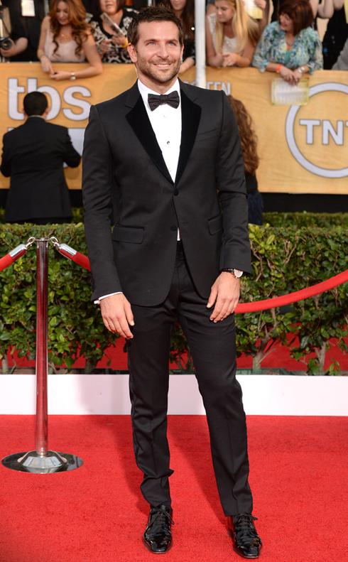 Nam diễn viên Bradley Cooper.