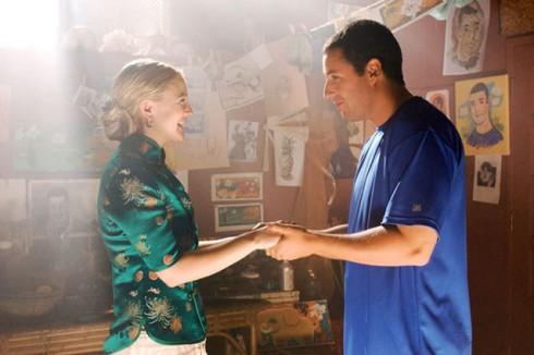 Với Lucy và Adam, mỗi ngày đều là một ngày tình yêu được làm mới
